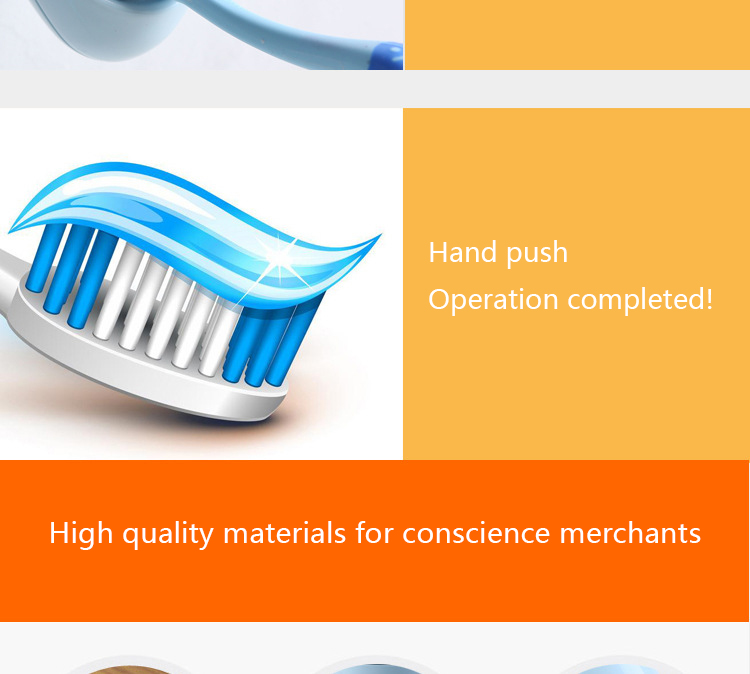 new arrival high quality toothpaste dispenser