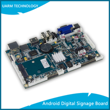 High Quality ARM Cortex-A7 Allwinner Dual Core Mainboard with LVDS Interface with 1920*1080 Resolution