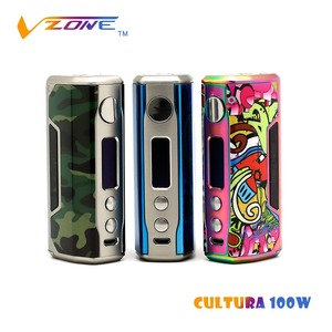 Gold standard vzone e cigarette ultrasonic atomizer k200 cloutank m4 Bay light retrofit solution Simply squonk kit Cultura 100w