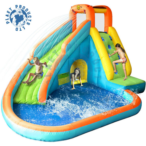 cheap inflatable water slides wholesale