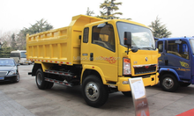 8 ton Euro 4 economical widely used dump truck