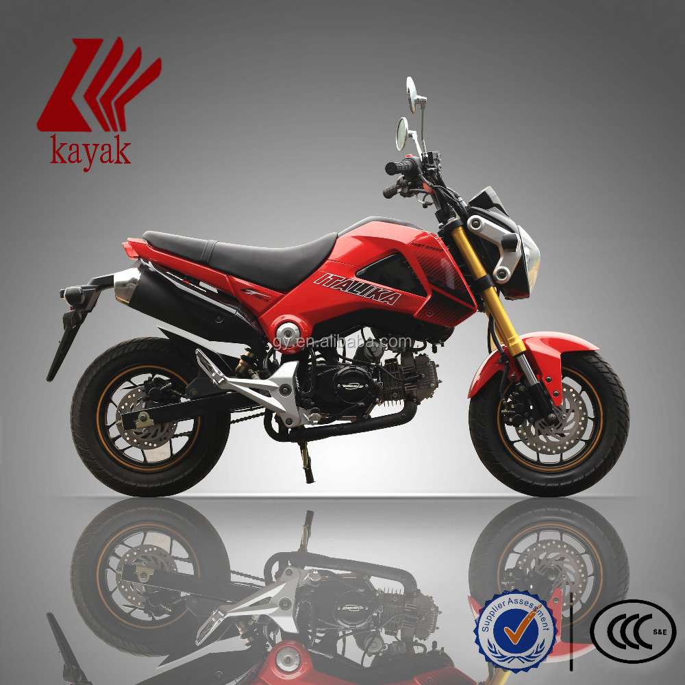 2015 New Pocket Bike 125cc Mini Hond Grom Msx Bike Motorcycle,KN125GY-2