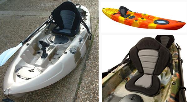 Fishing kayak seat cheap kayak seat buy cheap kayak seat for Cheap fishing kayaks