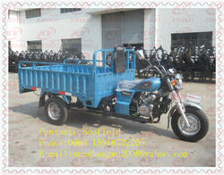2m big cargo box tricycle Lifan motor