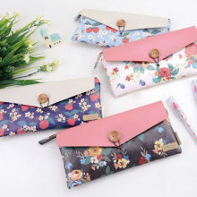 2014 LANGUO Dancing Butterfly style Moadel: LGDW-2563 hot selling wholesale /notebook pencil bag