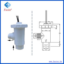 Wholesale flow switch water flow switch high quality fire fighting flow switches