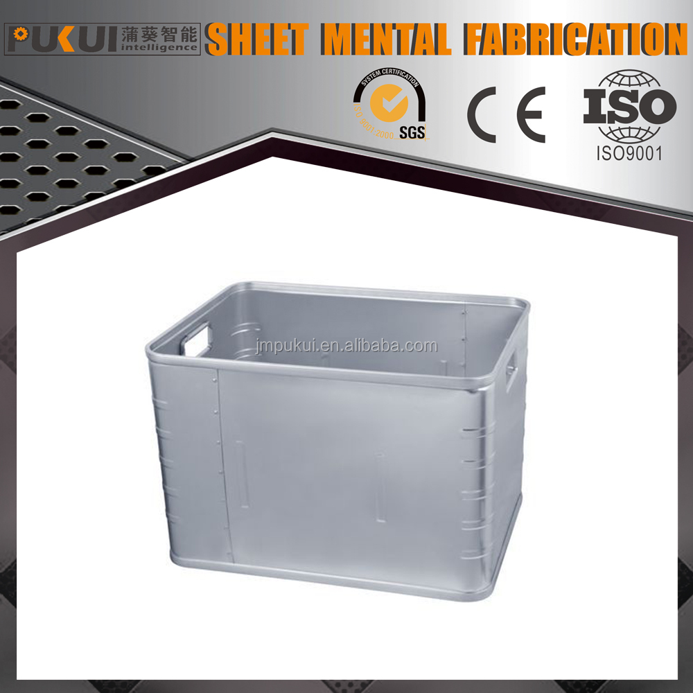 Wholesale Precision Sheet Metal Stainless Steel Truck Tool Box