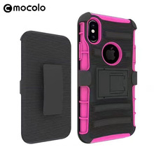 Wholesale Mobile cell phone shockproof bumper tpu pc case for iphone 8 phone luxury case