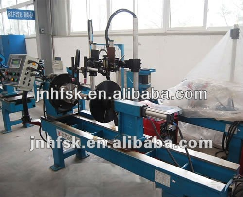 Used Circular Seam Welding Machine For Pipes