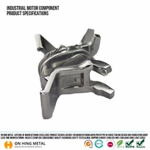 Precision CNC machining die casting bicycle parts