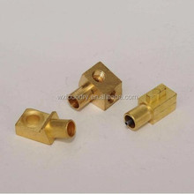 China OEM Metal Copper Custom Die Casting Screw Nut Brass Bronze Part