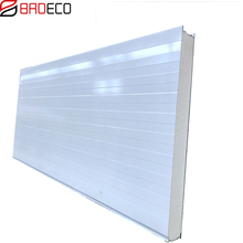 Heat Insulation ECO cold room wall sandwich polyurethane panel with fire resistance