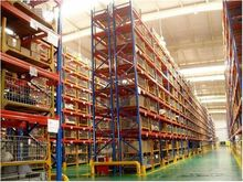 Free design heavy duty warehouse rack for pallet storage