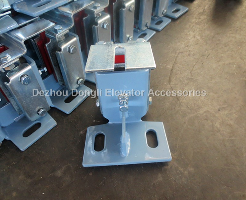 T89/B Elevator lift parts car guide shoe with Mitsubishi elevator