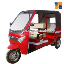 TEB-88 electric power tricycle for passenger commercial tricycle cng looking, electric tricycle