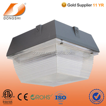 US garage die-casting aluminum canopy light housing factory