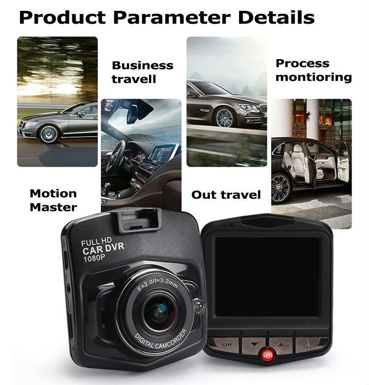 CDV-201 Promotion Cheap 1080P car vandalism camera