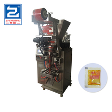 Two-way compensate function automatic pure water cooking vegetable oil liquid filling and sealing machine
