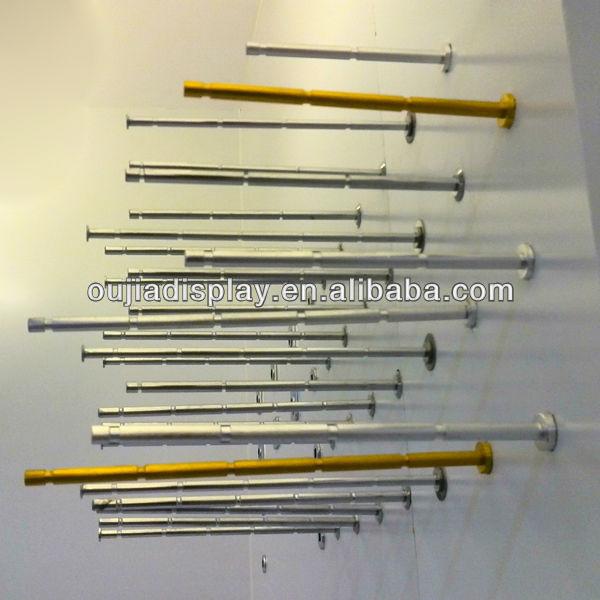wall mount clothes shop decorative/ metal hanging brackets