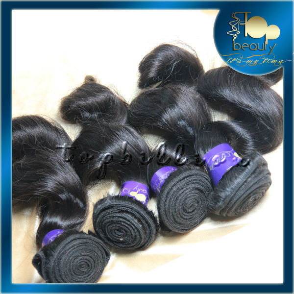 Machine made strong weft full cuticle high quality cutting raw indian spring curly virgin hair