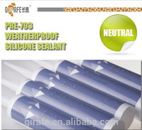 Building Curtain Wall Aluminum Alloy Structural Glass Silicone Sealant