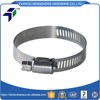 best selling american hose clamp / worm drive hose clamp / stainless steel hose clamp