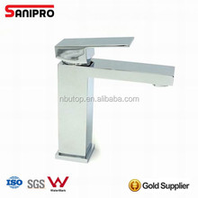 Professional Hot Cold Watermark Faucet Mixer Brass Water Tap