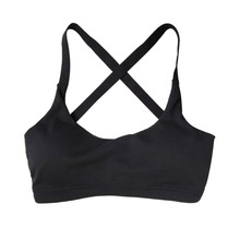 OEM Design Dri Fit Private Label Custom Fitness Workout Sports Bra, Gym Yoga Sports Bra for women
