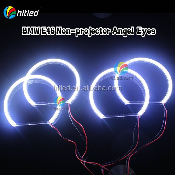 Multicolor e36 e46 e39 led angel eyes for BMW