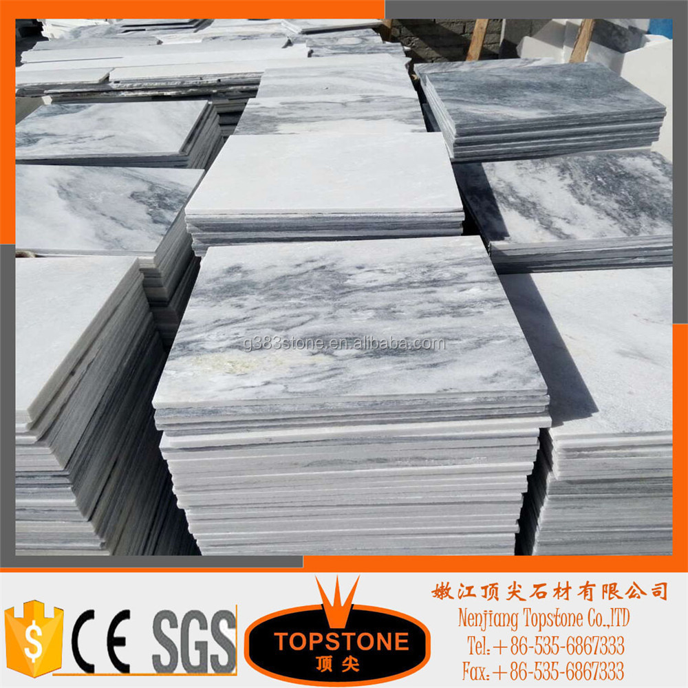 French Pattern Grey Marble Cheap Paving Stone