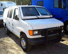 2004 Used Armored Ford E350 Cargo Van for Valuable Transport