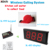 Manual Simple Ticket Dispenser KOQI Brand K-999+K-403+K-T