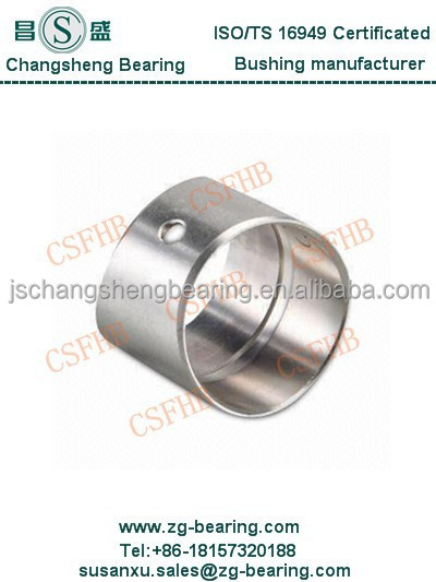 aluminum bearing TR20 bimetal bushes AlSn20Cu compressor bushings