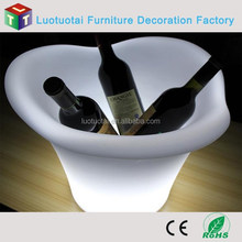 led wine cooler/led light beverage cooler/led beverage cooler