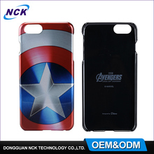 Manufacturer wholesale free sample custom cell pc phone case for iphone 5 6 7 7plus