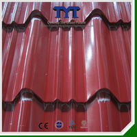 2015 New Product Latest Popular Beautiful Sand Coated Metal Roofing Tiles