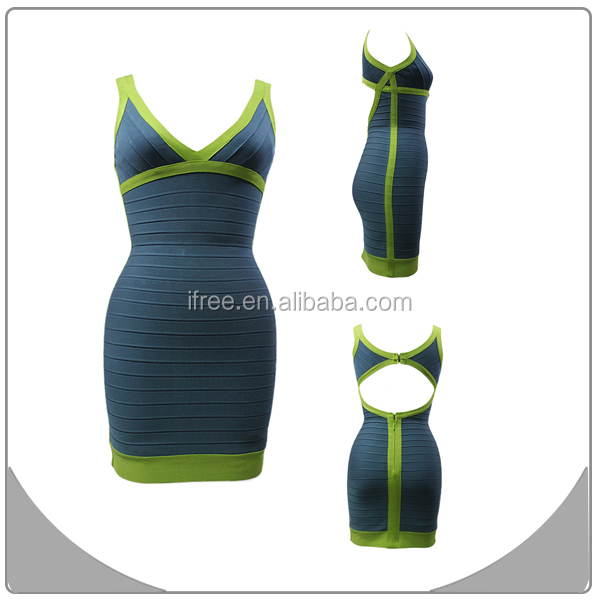 2014 fashion casual dreses noble formal office dresses for women wholesale bandage dress