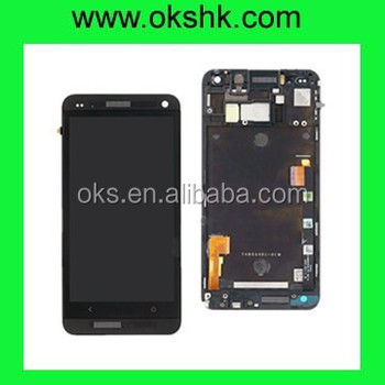 High Quality For HTC One M7 LCD with Digitizer