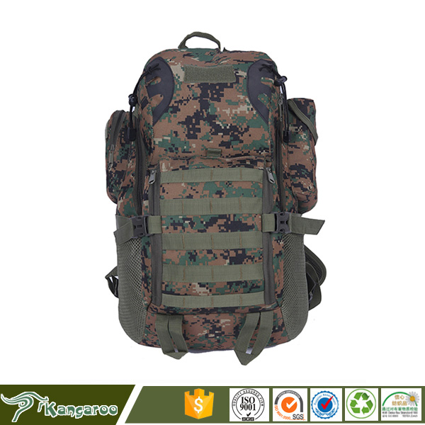 Wholesale Custom Logo Tactical Military Backpack China Manufacturers