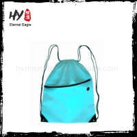Major full colour printed backpack, waterproof drawstring beach backpack, backpack string lock bag