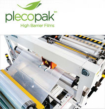 Plecopak High Barrier Films