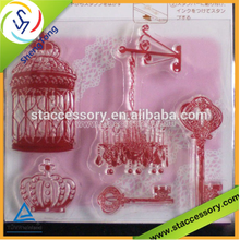 new product silicone stamp silicone rubber stamp