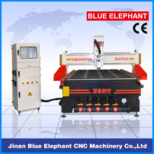 wood door marking cnc router cutting , wood stair cnc router machine made in China