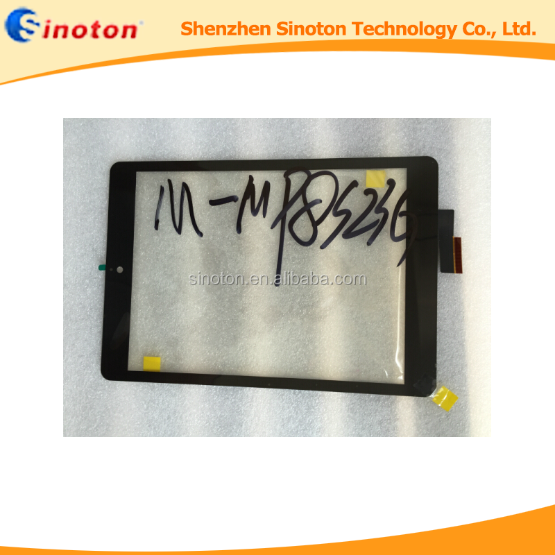 "Touch screen Digitizer 8,0"" Mediacom SmartPad S2 M-MP8S23G 3G BLACK"