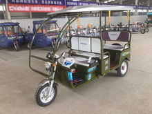 bajaj 3 wheeler cng/tandem tricycle for adults/bajaj electric battery operated three wheeler