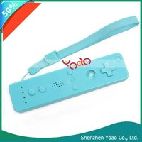 Video Game Remote Controller For Wii Blue