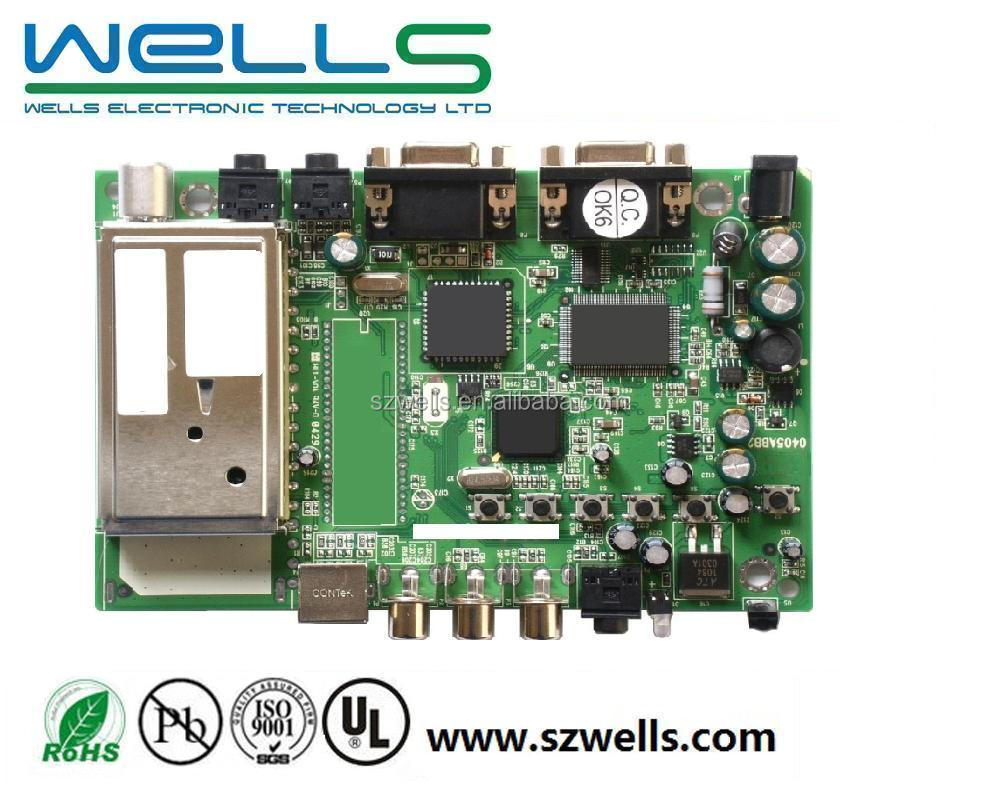 Rohs&UL High Quality Pcba Electronics Manufacturer/PCBA factory from Shenzhen/OEM&ODM