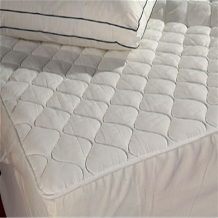 100% Cotton Cover Fitted Quilted Mattress Protector/Mattress Pad - Jozy Mattress | Jozy.net