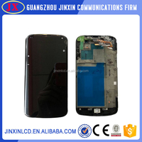 Wholesale Replacement Parts oem For lg e960 google nexus 4 lcd touch digitizer