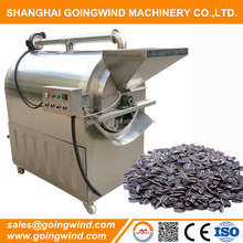 Stainless steel automatic sunflower seeds roasting machine auto sunflower seed roaster machines equipment cheap price for sale